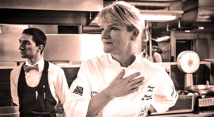Interview with #MargotJanse's - #SouthAfrican #FineDining chef - http://www.finedininglovers.com/stories/margot-janse-interview/