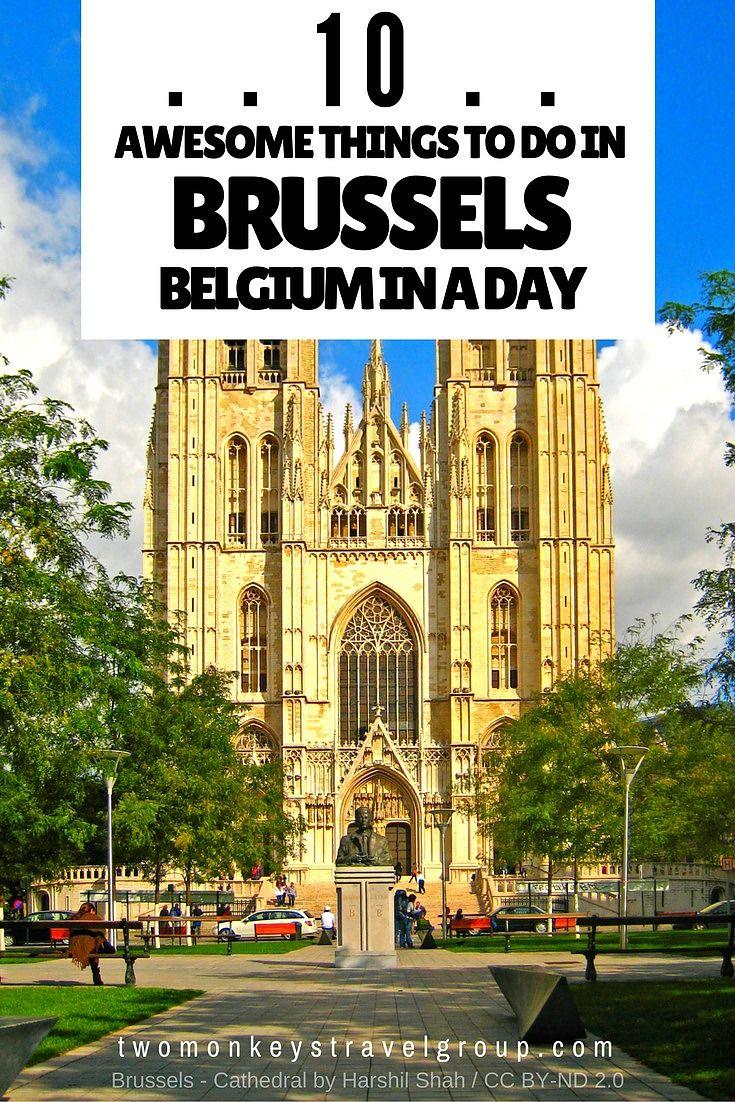 10 cosas maravillosas que hacer en Bruselas, Bélgica en un día