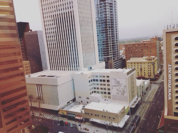 That view though.  How can I be expected to study? Reminds me of home.   #pdfaw #lawschoollife #phoenix #arizona #masshole #boston #homesick #gloomy #azwx #city #downtown