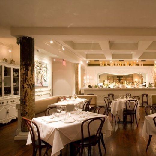 Bagatelle restaurant nyc