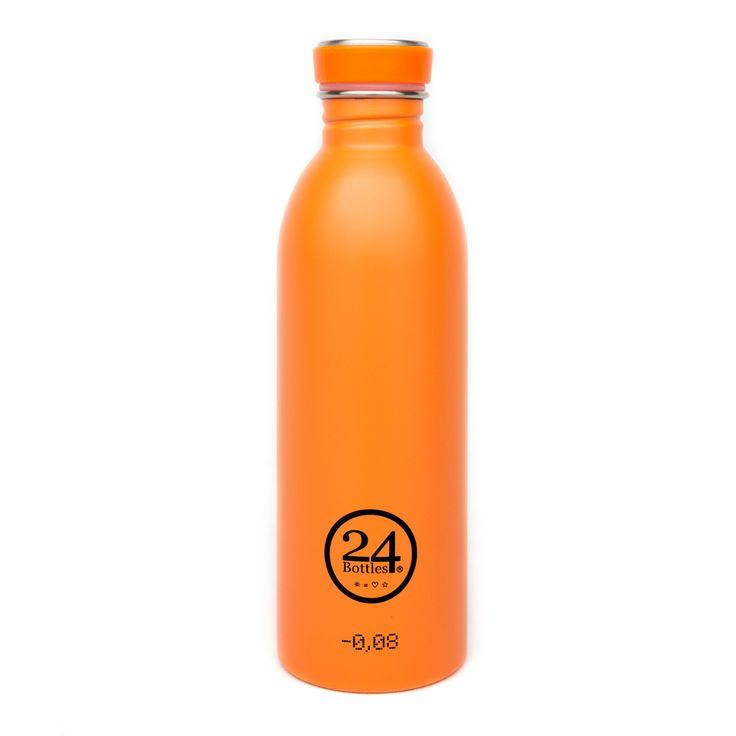 24BOTTLES 0,5L orange