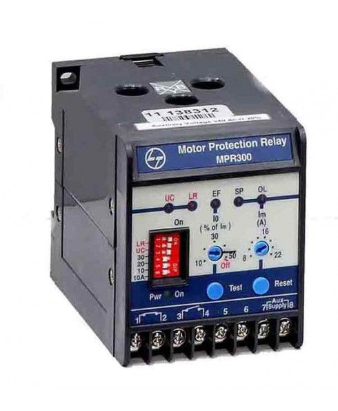 Brand-L&T, Type-PTC Thermistor, Pole-3, Rated Current(A)-3, Minimum Current (A)-1.5, Coil Voltage-400 VAC, Switching Output-220 VDC, Mounting-Direct, Supply Voltage-20-110 VAC/DC, Warranty-As per manufacturer's warranty policy.