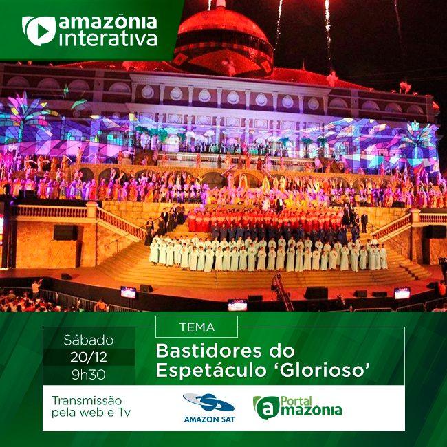 Amazônia Interativa do dia 20/12/2014