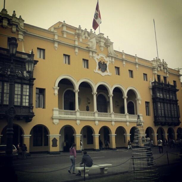 Municipalidad de Lima, via Flickr.