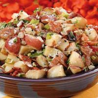 Roasted New Potato Bacon Salad HEBHolidayMeal