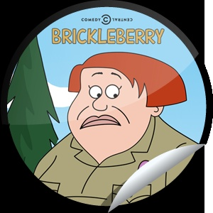 Steffie Doll's Brickleberry: Connie Cunaman Sticker | GetGlue