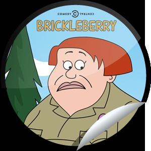 Steffie Doll's Brickleberry: Connie Cunaman Sticker   GetGlue