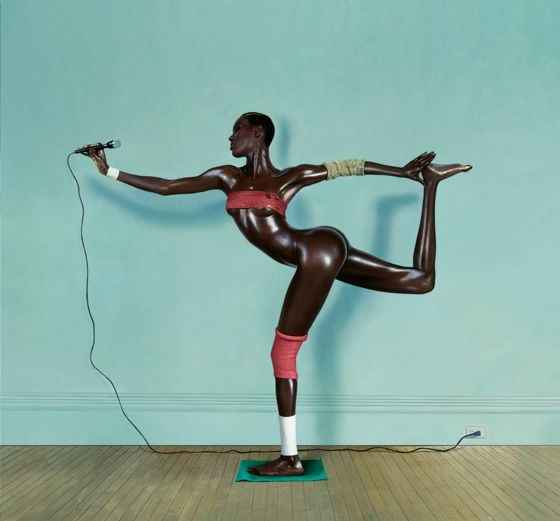 Jean Paul Goude (1978)                                                                                                                                                                                 Plus