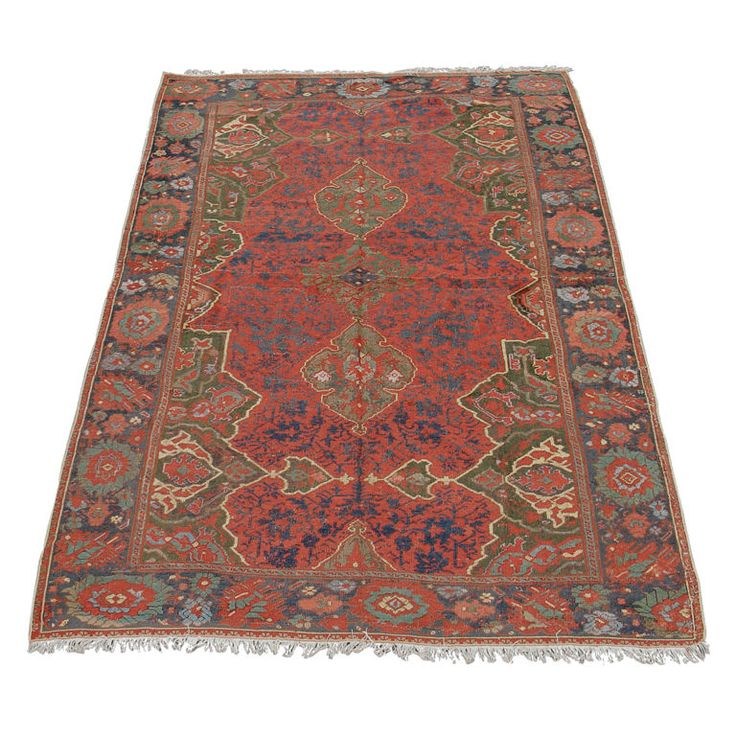 1st Dibs 17th c Anatolian Carpet $22k listed May 2016.  Looks identical the the one on Rug Rabbit.