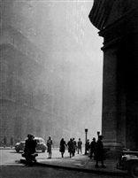 Drahomir Josef Ruzicka Streets of New York, early morning, 1940–1949