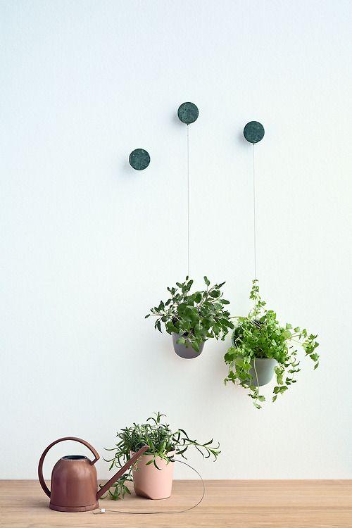 Green Fingers + Terracatta Planters / BOLIA Green Fingers + Terracatta Planters / BOLIAposted by Whatisindustrialdesign