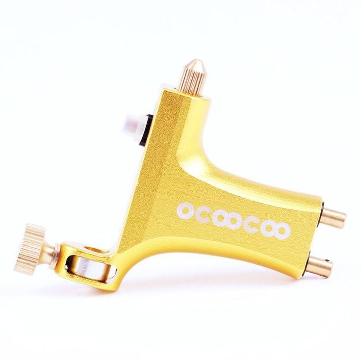 OCOOCOO A600 Professional Tattoo Machine Motor Secant & Shader 6000 R/Minute - Gchoic.com