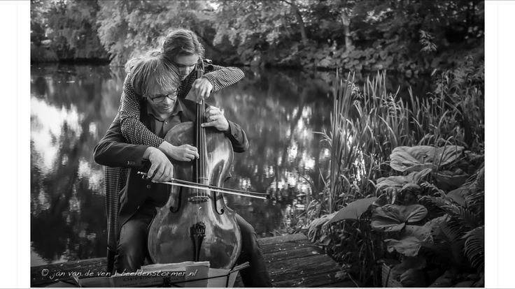 Celloconcert Rene Bergman en partner