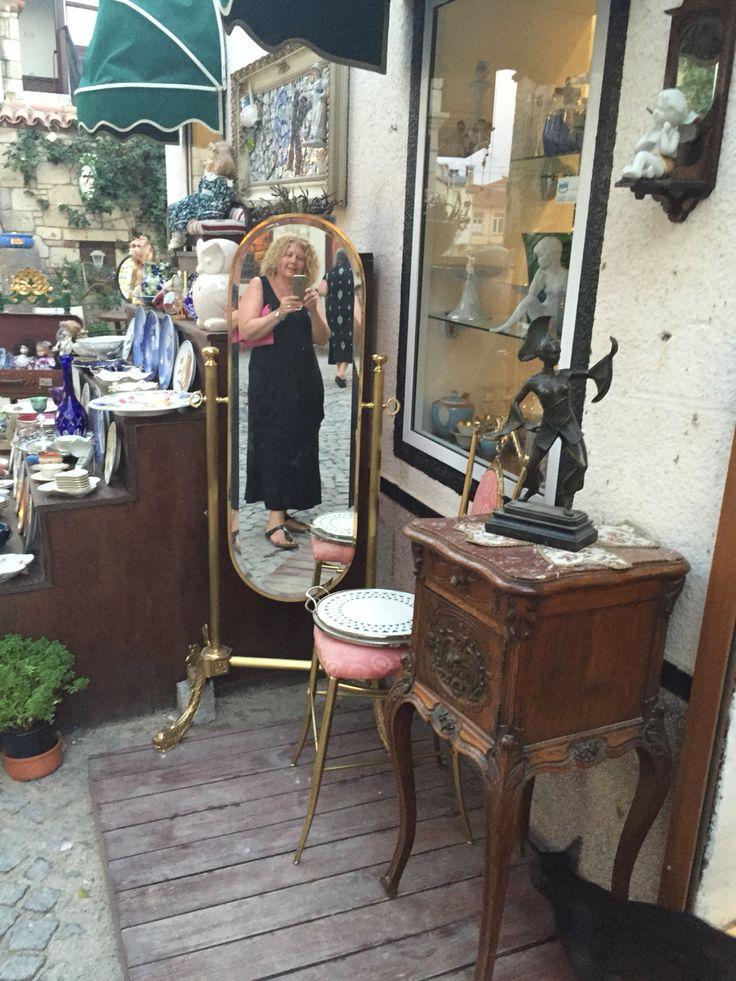 #mirror#decoration#antique#alacati