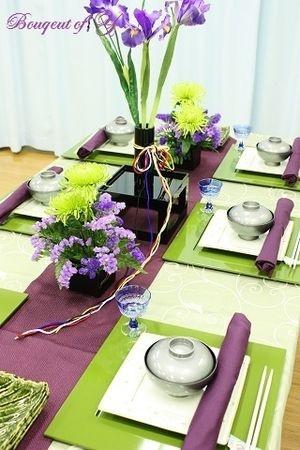 端午の節句テーブルコーディネート
