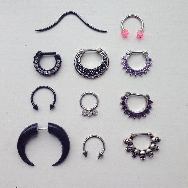 Nose & Septum Rings
