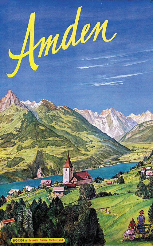St Gallen Amden
