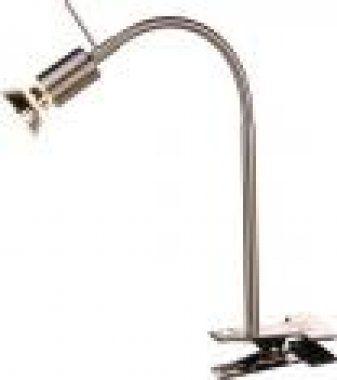 Stolní lampa GLOBO GL 5730-1K | Uni-Svitidla.cz Moderní stolní #lampička s klipem pro jednoduché uchycení na různé části nábytku #modern, #lamp, #table, #light, #lampa, #lampy, #lampičky, #stolní, #stolnílampy, #room, #bathroom, #livingroom, #clip