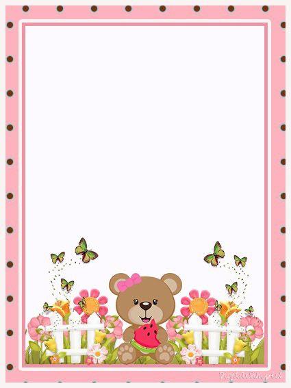 Kit de Aniversário Digital Jardim Encantado Marrom e Rosa para Imprimir - Convites Digitais Simples