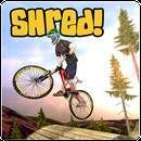 Download Shred! Downhill Mountainbiking:  Very aggravating at times. Touch screen does not always register, controls are a bit sketchy, physics are sometimes way off, and ad banner is right where it is most irritating. Other than these items, this is a really good game. I have not yet purchased, so all this is regarding the free...  #Apps #androidgame ##IFlaps  ##Arcade