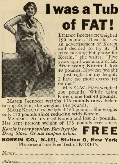 essay weight loss ads Weight-loss and the weight of the media essay 1729 words | 7 pages weight-loss and the weight of the media the media bombards us with advertisements and.