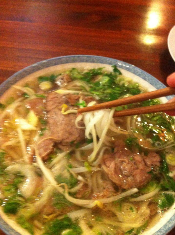 la cuisine Vietnamienne, et les soupe PHO