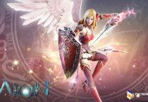 Aion Games Online Gladiator Wallpapers HD
