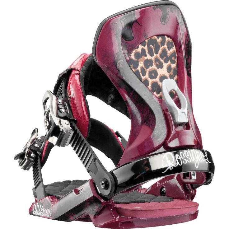 Rossignol Diva Snowboard Binding - Women's   Backcountry.com