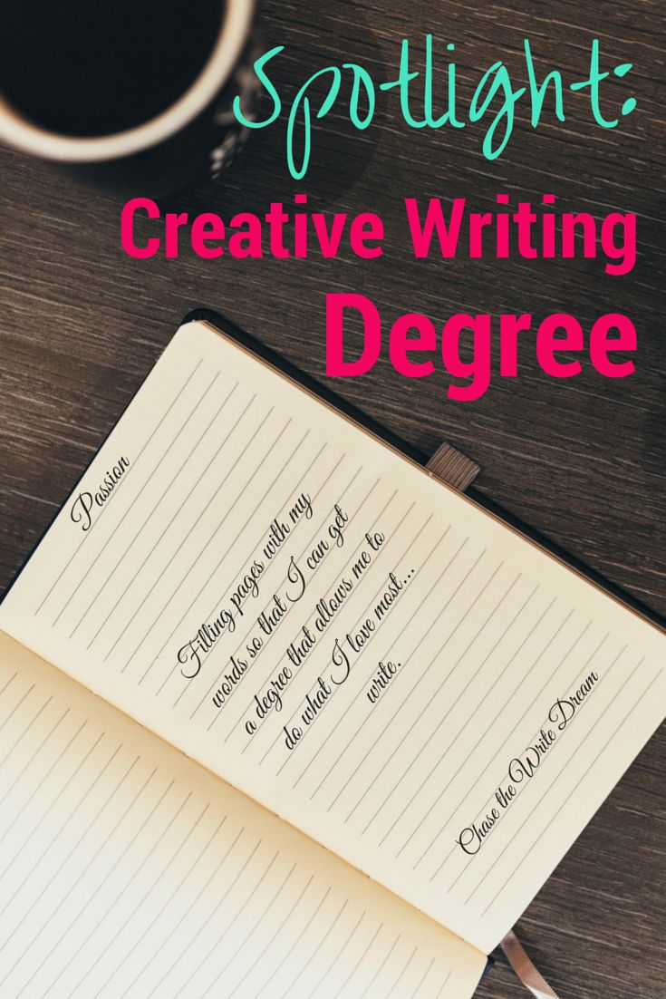 careers with an english and creative writing degree Literature-focused undergraduate english/creative writing degree  skills that easily translate into careers in fiction writing  creative non -fiction, poetry.
