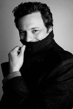 COLIN FIRTH. Gentleman. Actor. Super handsome dude.