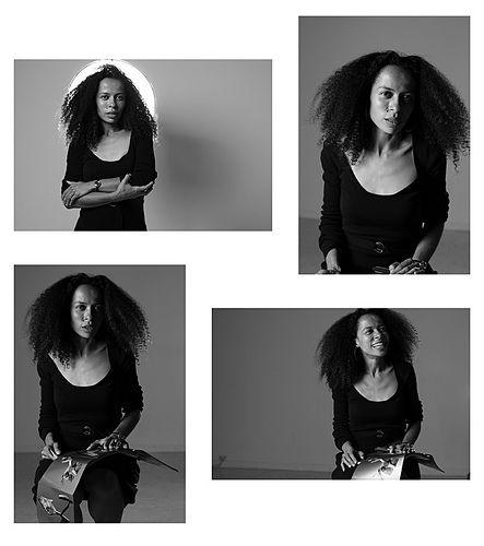A portrait shoot with Artist Elodie Silberstein