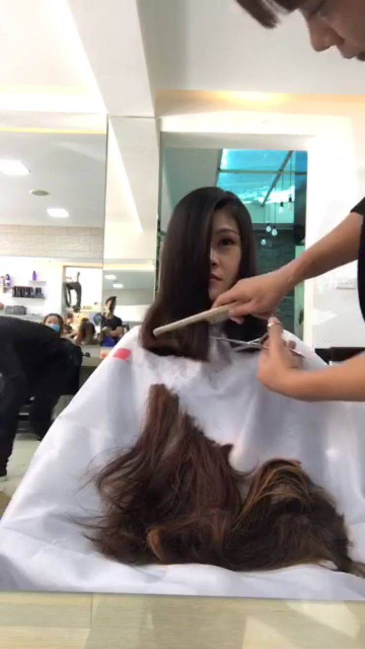 17 Best Images About Sexy Girls Haircutting On Pinterest