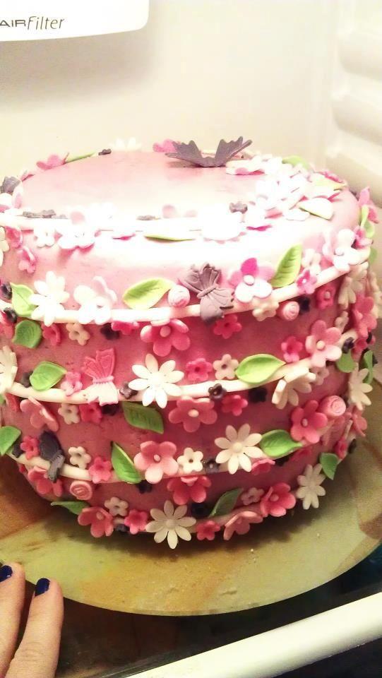 naša prvá torta