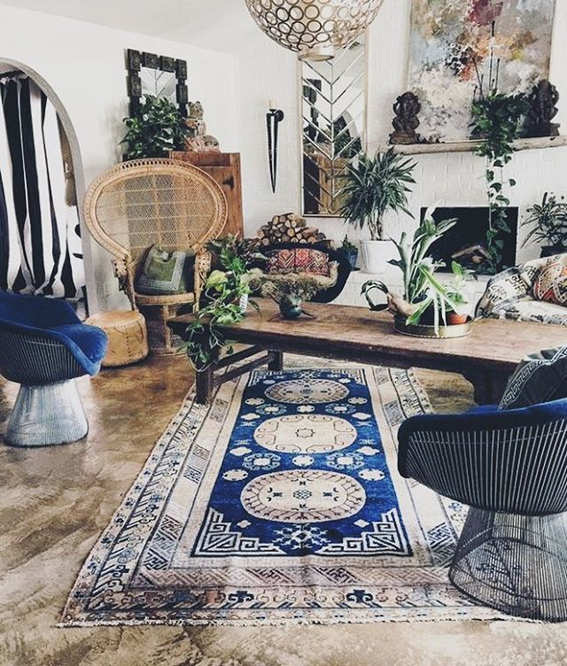 47 best bohemian modern images on Pinterest | Home ideas, Homes and ...