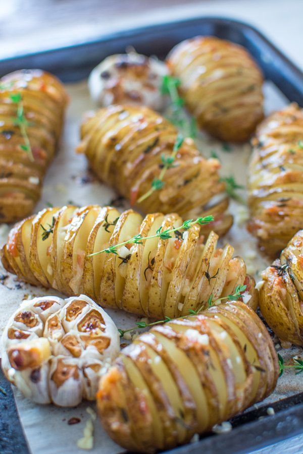 Best 25 sliced potatoes ideas on pinterest sliced potatoes in baked sliced potatoes ccuart Images