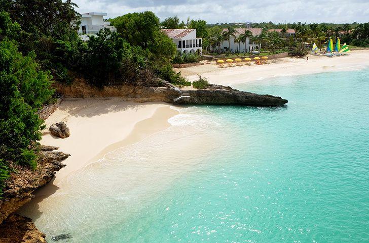 Сладкий отель на Карибах
