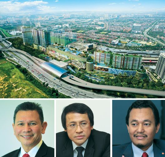 City & Country: Sime Darby undertakes township regeneration (SJ7 TOD)