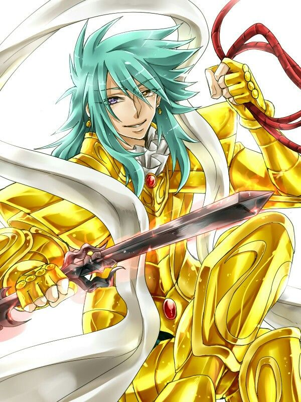 Fudo de Virgem Saint seiya, Anime, Virgo