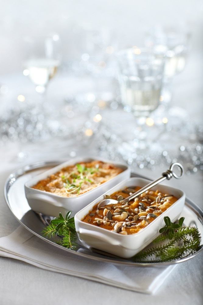Helppo bataattilaatikko   Kasvisruoat   Pirkka #food #christmas #joulu