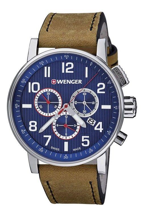 Relojes Wenger Sport Chrono