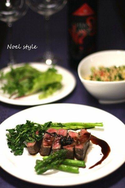 牛もも肉ステーキ 山椒ソース by Noelさん   レシピブログ - 料理 ...