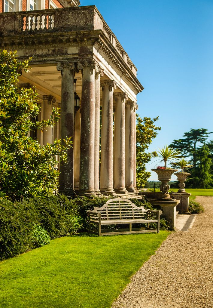 breathtakingdestinations:   Stansted House - West Sussex - England (by Anguskirk) — FUCKITANDMOVETOBRITAIN