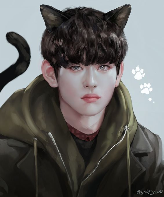 Jinyoung Fanart Got7 Pinterest Fanart Got7 And Kpop