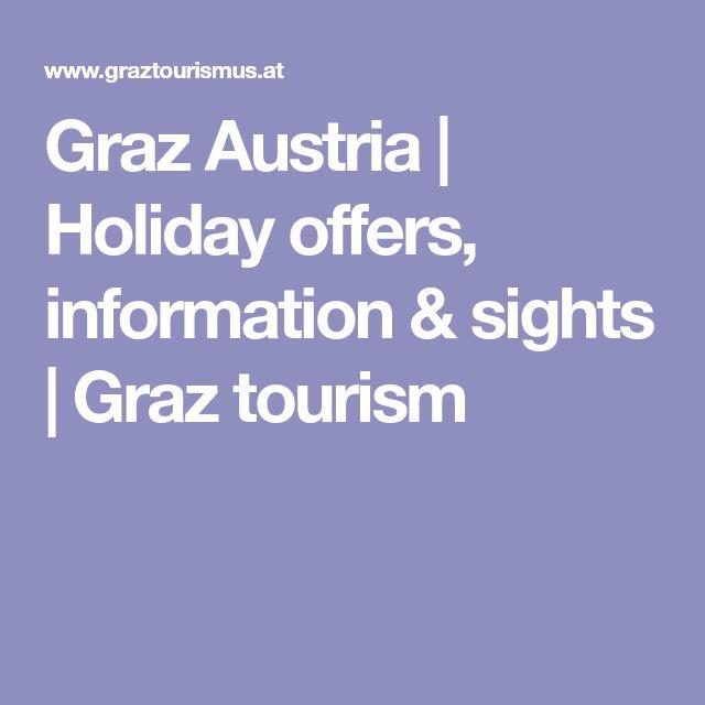 Graz Austria | Holiday offers, information & sights | Graz tourism