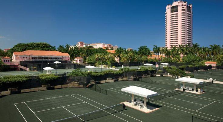 Boca Raton Resort & Club, Boca Raton, USA - Hotelandtennis.com