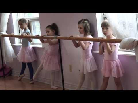 Kid's Ballet Class, Age 5 - some ideas for tomorrow @Denise H. grant Ver Steeg