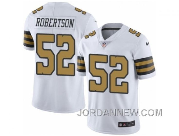 http://www.jordannew.com/mens-nike-new-orleans-saints-52-craig-robertson-elite-white-rush-nfl-jersey-for-sale.html MEN'S NIKE NEW ORLEANS SAINTS #52 CRAIG ROBERTSON ELITE WHITE RUSH NFL JERSEY FOR SALE Only $23.00 , Free Shipping!