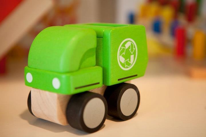 Camioncito ecológico