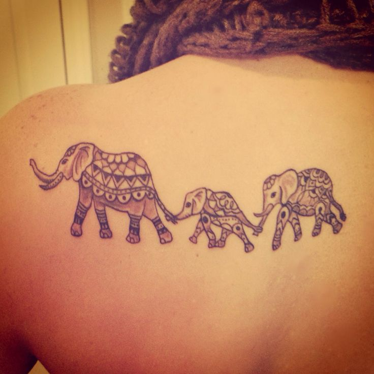 Elephant Tattoos Designs Ideas And Meaning: Pin By Chelsea Burkard On Tattoos