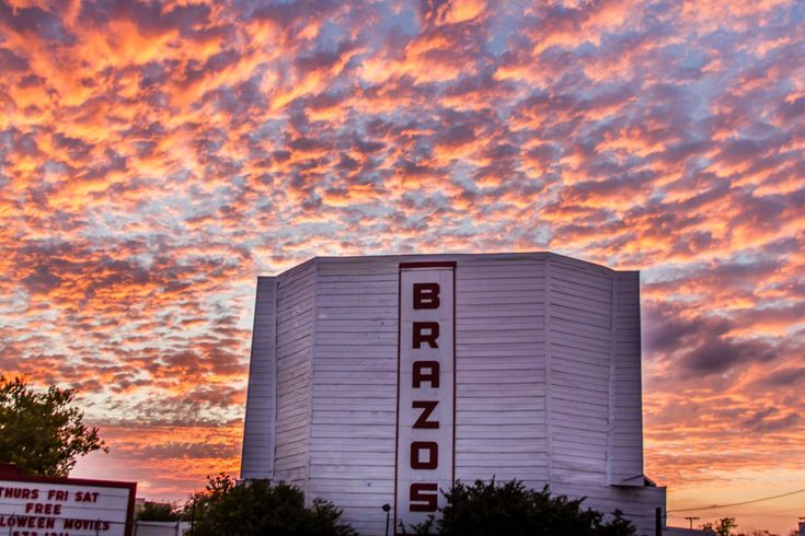 Granbury is home to one of the oldest driveins in texas